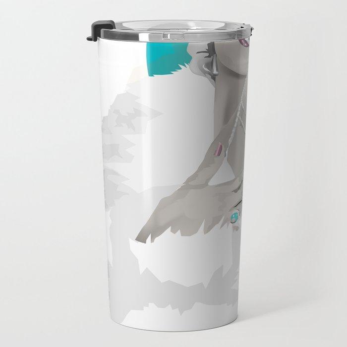 Platinum Blonde - Jean Harlow Travel Mug