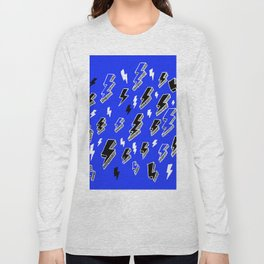 Back in Blue Long Sleeve T-shirt