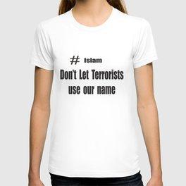#ISLAM T-shirt