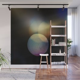 Lens Flair Wall Mural