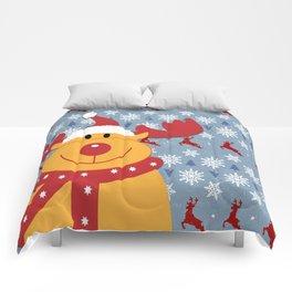 Rudolph Comforters