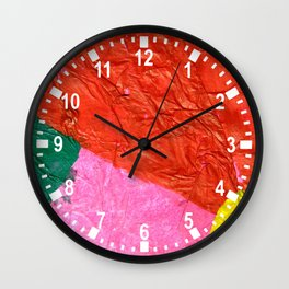 object recognition Wall Clock
