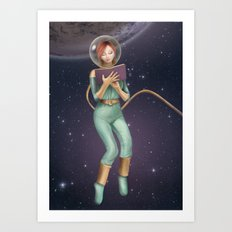 I'll call you later (Disconnected) Art Print
