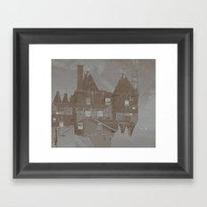 nest Framed Art Print
