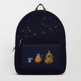 We Three Kings Backpack