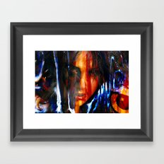 On the Hunt Framed Art Print