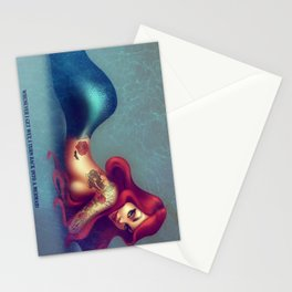 wetmermaid Stationery Cards