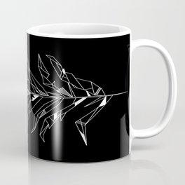 Fern Black Coffee Mug