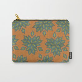 Seaflower Carry-All Pouch