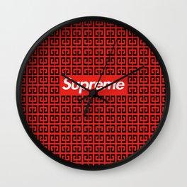 Supreme x Givenchy Wall Clock