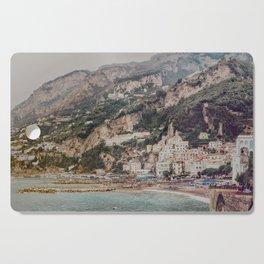 Amalfi Surrealism Cutting Board