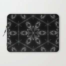 A Sprig of Sixes and Sevens  Laptop Sleeve