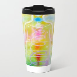 Reconnection Angel Metal Travel Mug