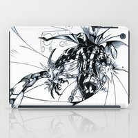 spawn iPad Cases featuring Spawn by Omnivium