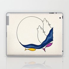 The call of the night Laptop & iPad Skin