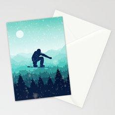 Skyline Return Stationery Cards