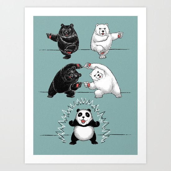 Ultimate Fusion! Art Print