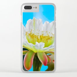 Out of the Rough Clear iPhone Case