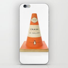 writer's block iPhone Skin