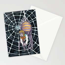 Monster of the Week: Arachmaid Stationery Cards