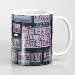 Slab City East Jesus Coffee Mug