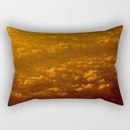 billowing Rectangular Pillow