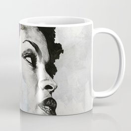 Miseducation: Lauryn Hill tribute portrait Coffee Mug