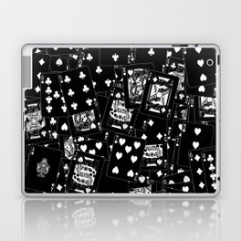 Suits You BLACK Laptop & iPad Skin