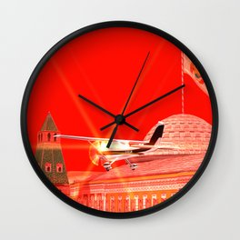 SquaRed: You cannot restrict sky only Hell Wall Clock