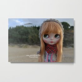 Lumen - Blythe doll #16 Metal Print