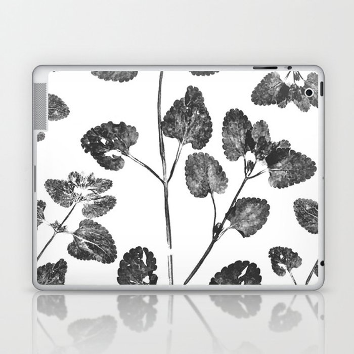 Dead Leaves Laptop & iPad Skin