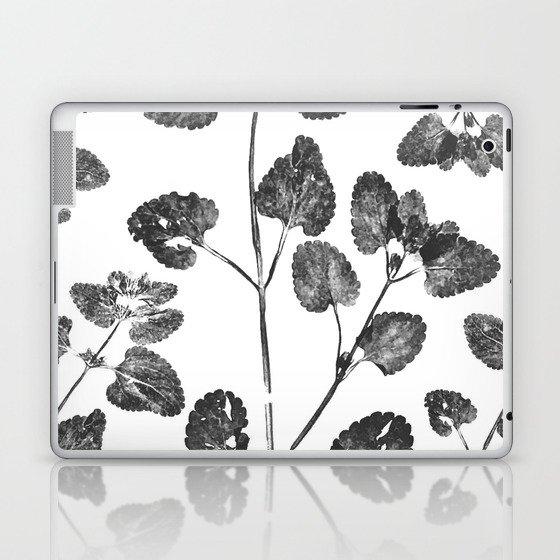 Dead Leaves Laptop & iPad Skin