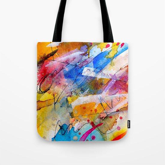 April, April Tote Bag