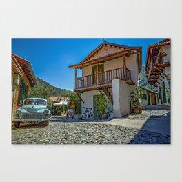 Cyprus Canvas Print