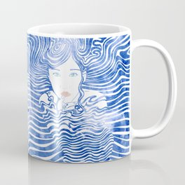 Water Nymph XLIII Coffee Mug