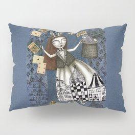 The Magic Act Pillow Sham