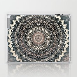 WARM WINTER MANDALA Laptop & iPad Skin