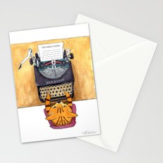 The Great Catsby. Stationery Cards