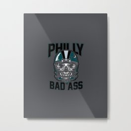Philadelphia Eagle Metal Print