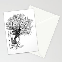 Replacing Nature with Knowledge Stationery Cards