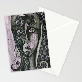 Two Sides of the Story Stationery Cards