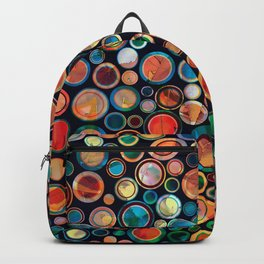 Leaves in Dots Backpack