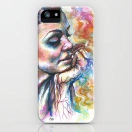 The Escape of Dreams iPhone Case