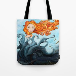 The Dryad of the King-Tree Tote Bag
