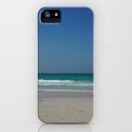 Ko Lan iPhone Case