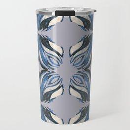 Abstract Wings Travel Mug