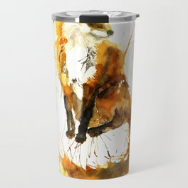 Bushy Tailed Travel Mug