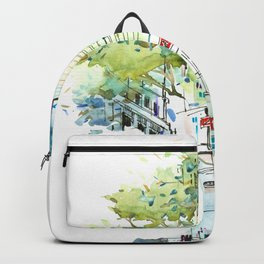 City forest Backpack