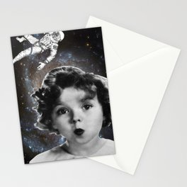 Lucy in the sky with diamonds Stationery Cards
