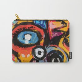 The King of Snake Street Art Graffiti Digital Carry-All Pouch